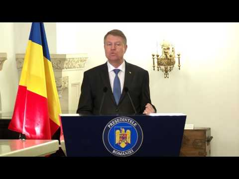 STIRIPESURSE.RO Președintele Klaus Iohannis anunță referendum național pentru GRAȚIERE