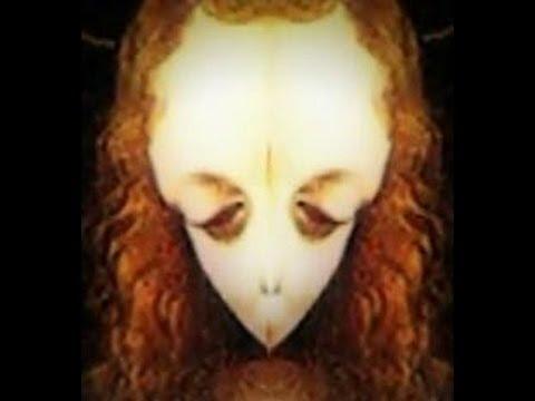Aliens by Da Vinci with mirror technique - YouTube Da Vinci Paintings Mirrored