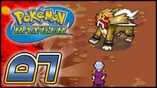 Pokémon Ranger - Episode 7 | The Legendary Entei