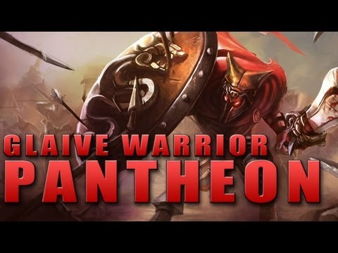 Glaive Warrior Pantheon
