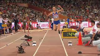 Athlétisme : Technique du Triple saut
