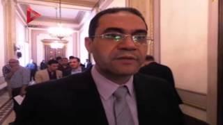 بالفيديو| النائب خالد الهلالي يروي تفاصيل المشاجرة بين خالد يوسف وأبوحامد
