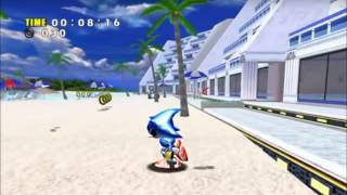 Sonic Adventure Music Experience ~ Windy And Ripply ...For Emerald Coast - Modern Remix