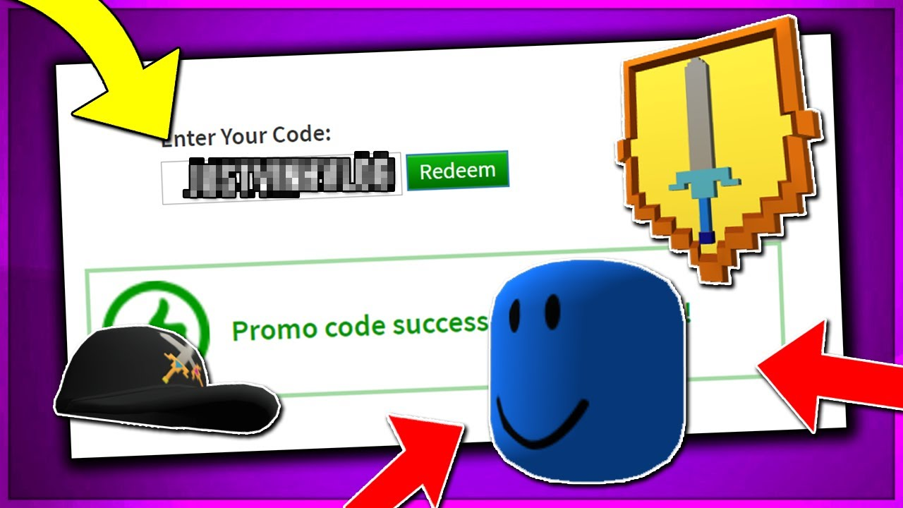 *SEPTEMBER* ALL WORKING PROMO CODES ON ROBLOX 2019| ROBLOX ... on Promo Code Roblox id=11371