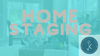 How to Sell A Home For More Money?  Home Staging For The WIN! | #keyteamsold