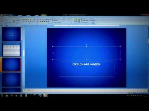 How to Create A PowerPoint Jeopardy Game