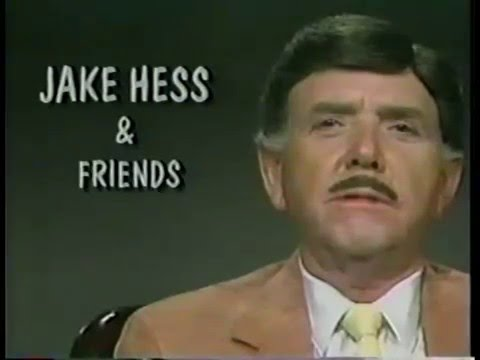 Jake Hess and Friends TV Show with C Waller