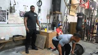 KRB Ray Walker & Trey Wilder Big Back Day