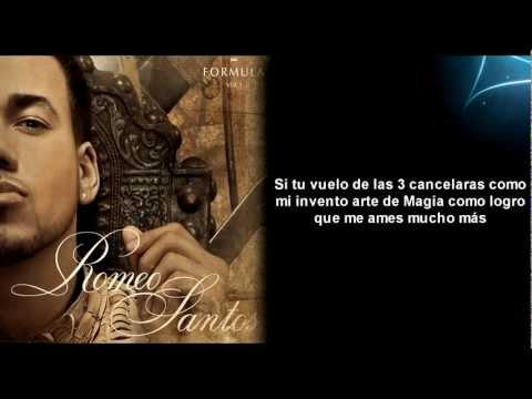 Llévame Contigo - Romeo Santos Letra / Formula Vol.1 (2011) HD