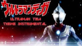 Gambar cover Ultraman Tiga Take Me Higher (Instrumental)