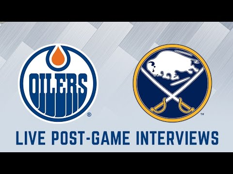 ARCHIVE: Post-Game Interviews vs. Buffalo