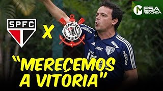 Diniz EXCLUSIVO no Mesa Redonda | São Paulo 1 X 0 Corinthians (13/10/19)