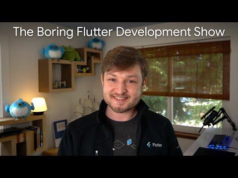 Navigating the Flutter source code (The Boring Flutter Development Show, Ep. 48)