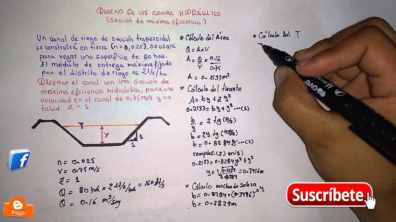 Image Result For Diseno Hidraulico