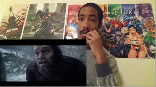 (Anthony Knight) The Revenant Official Trailer Reaction!