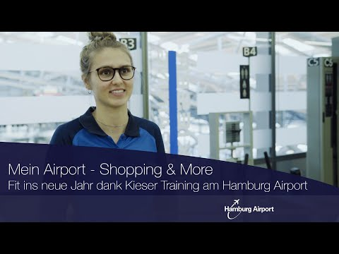 Mein Airport - Shopping & More | Kieser Training | Hamburg Airport