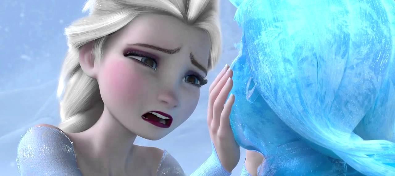 Холодное сердце Анна замерзла Youtube