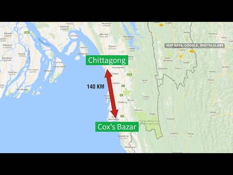 Rohingya aid ship to dock at Chittagong after all