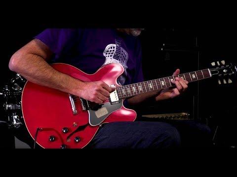 Gibson Custom Shop 1963 ES-335 Block - Nashville  •  SN: A37065