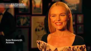 MONTBLANC 110 Anniversary feat  Sara Sampaio, Kate Bosworth and Huge Jackman by Fashion Channel