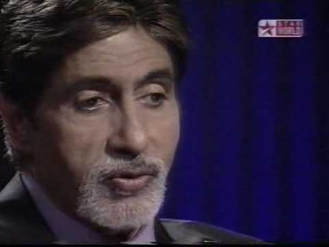 Very Inspirational Interview with Amitabh Bachchan by Vir Sanghvi