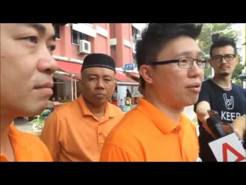 GE2015: NSP's Spencer Ng On Issues Sembawang Residents Face