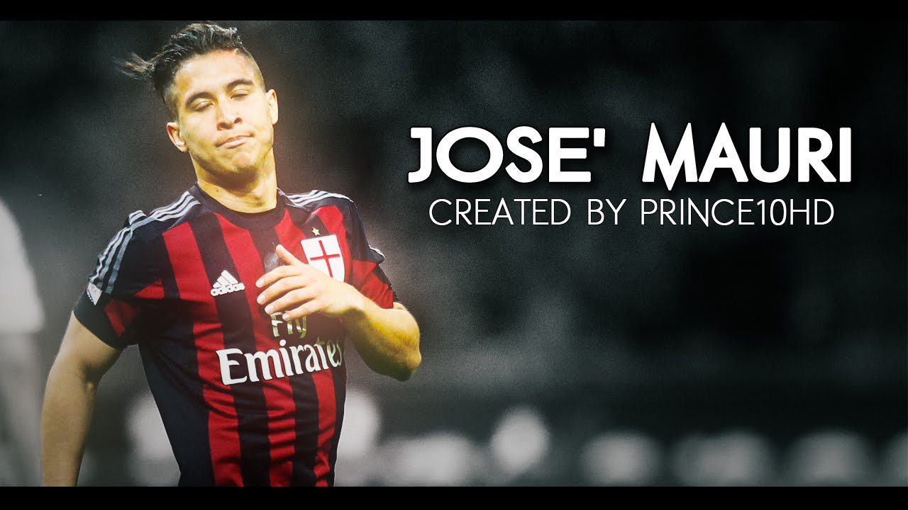 Jose' Mauri - AC Milan - Best Skills, Tackles & Passes - 2016 HD