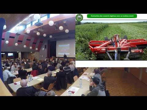 Semis Direct et agriculture biologique: conférence pour le Swiss no-til