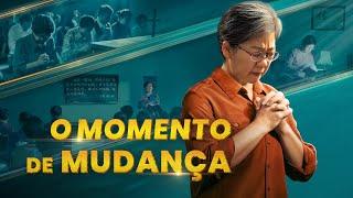 """""""O momento de mudança"""" Melhor filme gospel 2018 (Trailer)"""