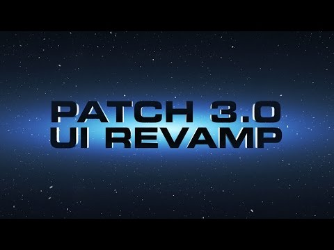 StarCraft II - Patch 3.0 UI Revamp