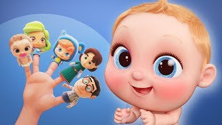 Download La Familia Dedo - Canciones Infantiles | El Reino Infantil