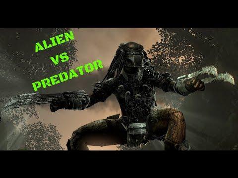 ALIEN VS PREDATOR Primer Contacto #2 Campaña Predator   Comentado.
