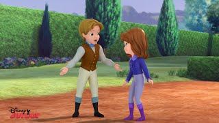 Sofia The First - When You Wish Upon A Well - Royal Obstacle Course - Disney Junior UK HD