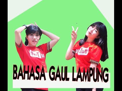 BAHASA GAUL ORANG LAMPUNG