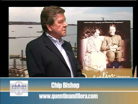 Author Chip Bishop on Barnstable This Morning