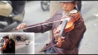 Nghệ sĩ violin đường phố Đỗ Bá Lý tử nạn, ngàn người Hải Phòng xót xa