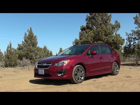 2013 Subaru Impreza Sport Car Review