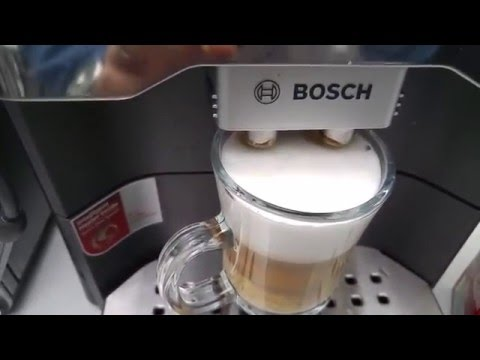 Bosch TES 60523 RW Капучино