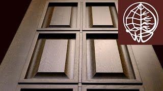 видео Деревянные двери для дачи межкомнатные в Москве