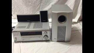 Pioneer Audio Video Multi Channel Receiver VSX-D414S, MANUAL, Speakers, Sub Woofer