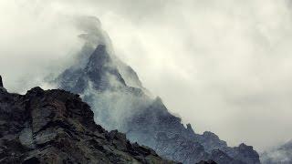видео Гора Домбай-Ульген