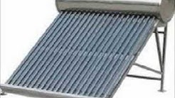 Solar Water Heater Price Cost Manufacturer Dealers Buy Sale India Reviews Working Principle Design