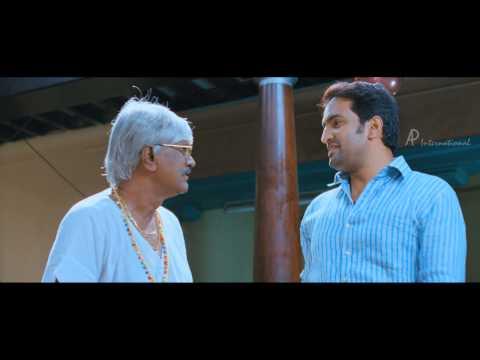 Kanna Laddu Thinna Aasaiya Tamil Movie Scenes   Sethu lies to Santhanam   Santhanam   Srinivasan