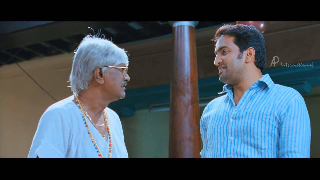 Download Kanna Laddu Thinna Aasaiya Tamil Movie Scenes   Sethu lies to Santhanam   Santhanam   Srinivasan