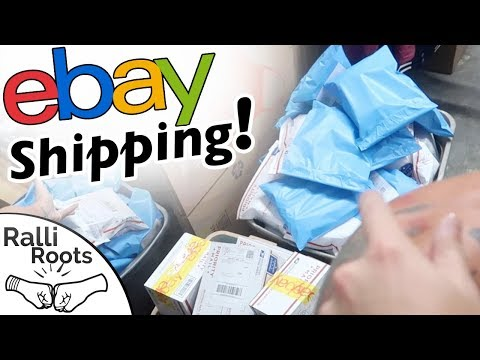 128 ITEMS SHIPPED ON EBAY! $4,544 IN SALES!