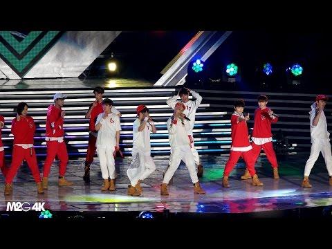 [직캠] 160604 드림콘서트 - 세븐틴 ( Doc와 춤을 )