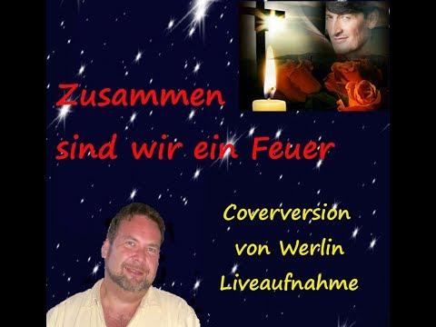 Zusammen sind wir ein Feuer - Andreas Fulterer - Cover von werlin