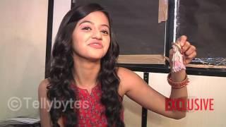 Helly Shah aka Swara of Swaragini recieves fans gifts FINAL PART