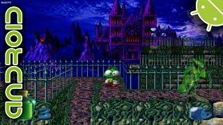 Bug Too! | NVIDIA SHIELD Android TV | uoYabause Emulator [1080p] | Sega Saturn