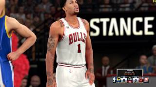 NBA2K16 HD 1080p Pc Gameplay (Windows 10) Max Settings